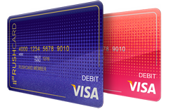 RushCard Prepaid Debit Card